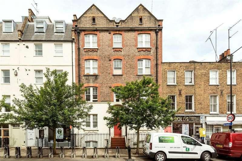 1 Bedroom Flat for sale in Bell Street, London