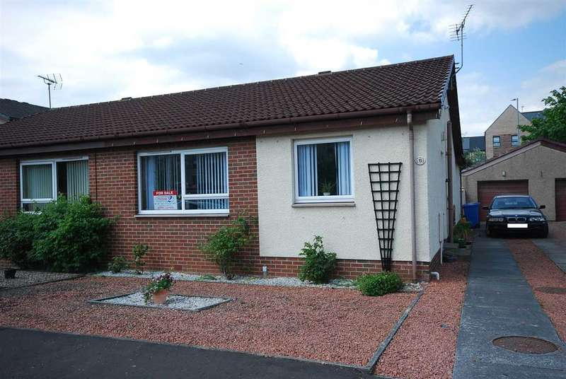 2 Bedrooms Bungalow for sale in Caledonia Crescent, Ardrossan