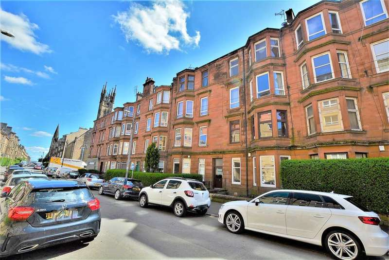 2 Bedrooms Flat for sale in Roslea Dr, Glasgow