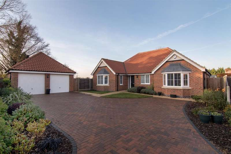3 Bedrooms Property for sale in School Close, Stickney, Boston