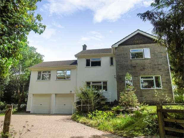 4 Bedrooms Detached House for sale in Trew, Breage, Helston, Cornwall