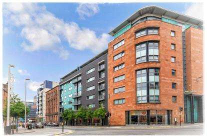 3 Bedrooms Flat for sale in High Street, Merchant City, Glasgow