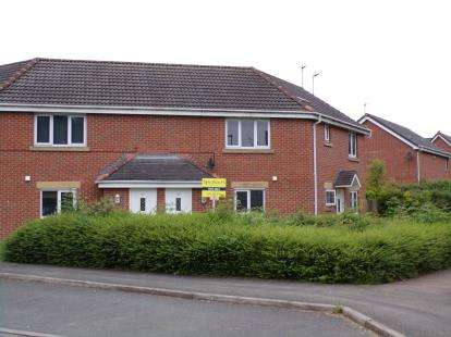 2 Bedrooms Flat for sale in Tuffleys Way, Thorpe Astley, Leicester, Leicestershire