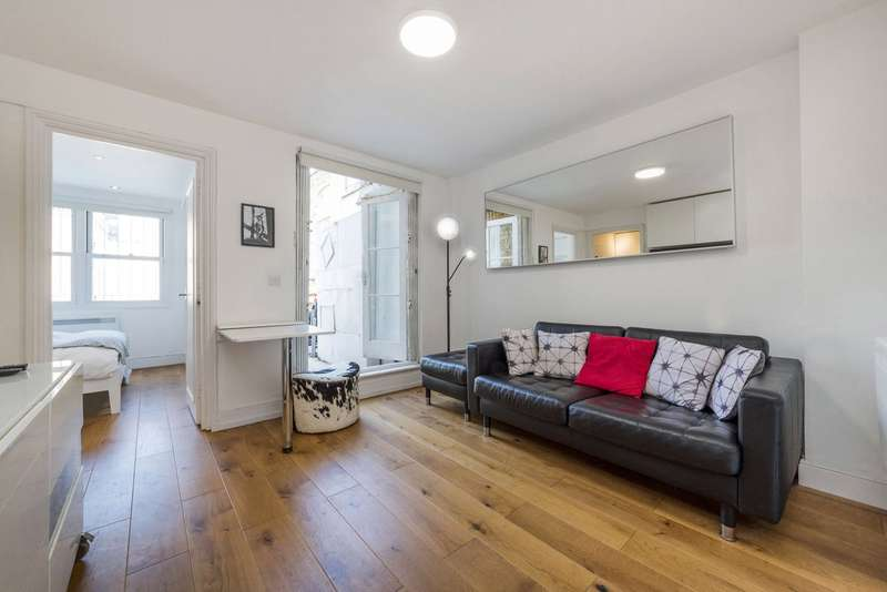 1 Bedroom Flat for sale in Bateman Street, Soho, London, W1D