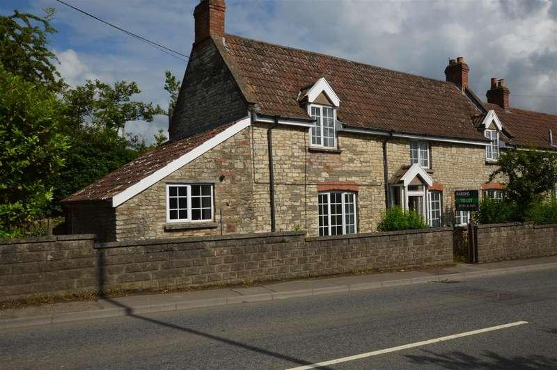 3 Bedrooms Semi Detached House for sale in Upper Bristol Road, Clutton, Bristol