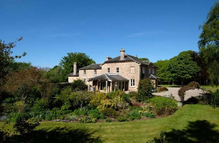 5 Bedrooms Detached House for sale in Earlsmill House, Darnaway, Forres, Moray, IV36
