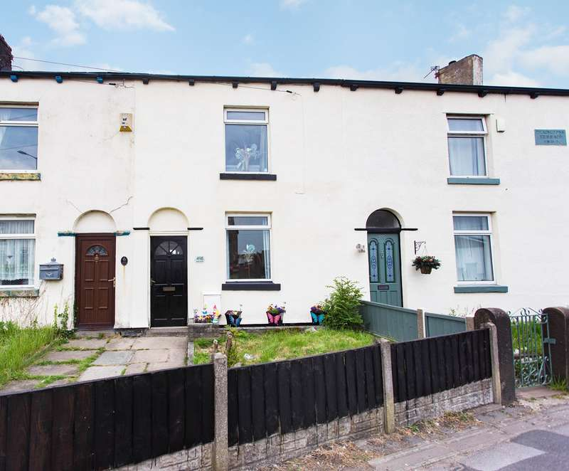 2 Bedrooms Terraced House for sale in Bolton Road, Aspull, Wigan, WN2