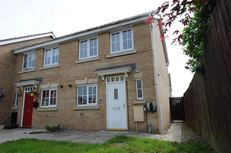 2 Bedrooms Terraced House for sale in Darwin Drive, Brough With St. Giles, Catterick Garrison