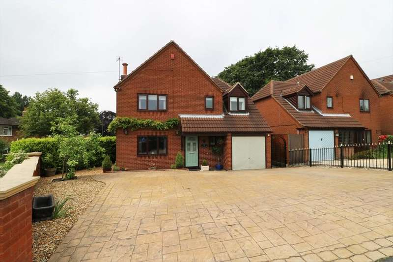 4 Bedrooms Detached House for sale in Butt Lane, Woodville
