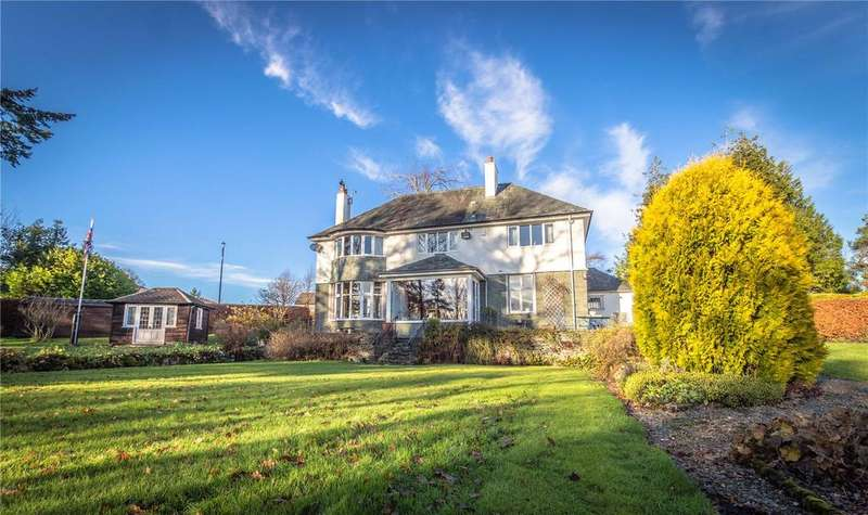 5 Bedrooms Detached House for sale in Lamplugh Road, Cockermouth, Cumbria