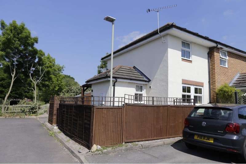 1 Bedroom End Of Terrace House for sale in Donaldson Way, Woodley, Reading, RG5 4XL
