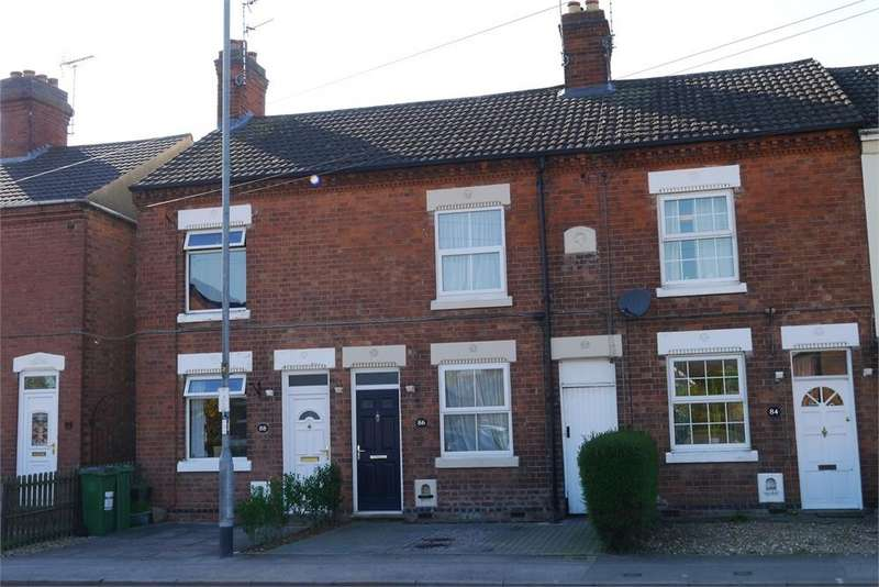3 Bedrooms Terraced House for sale in Park Road, Cosby, Leicester