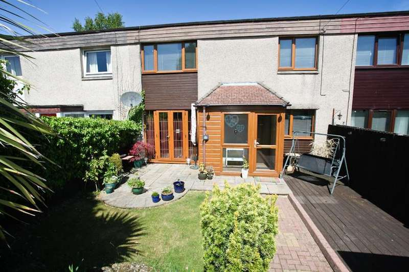 3 Bedrooms Terraced House for sale in Annandale Gardens, Glenrothes