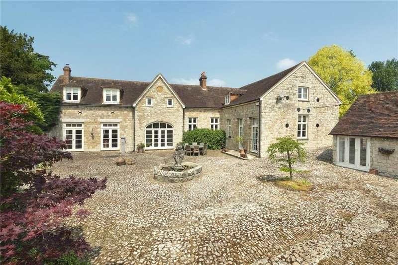 5 Bedrooms Detached House for sale in Underriver House Road, Underriver, Sevenoaks, Kent, TN15