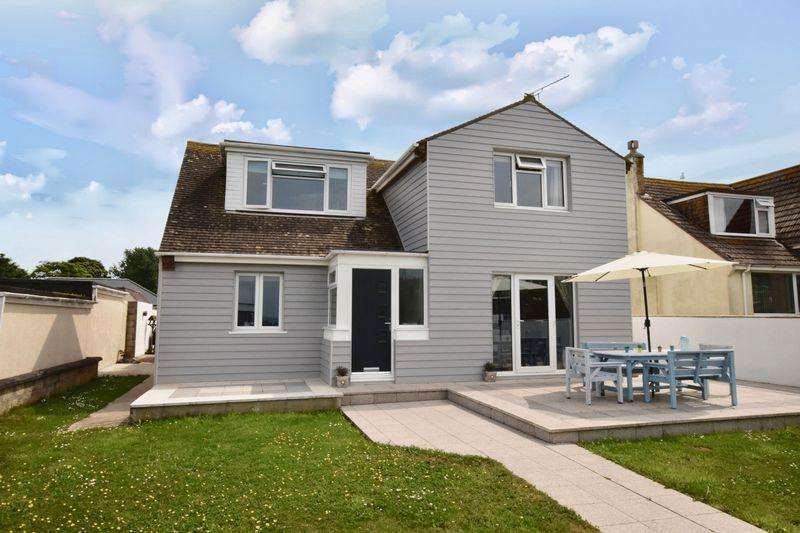 4 Bedrooms Detached House for sale in Wall Park Road, Brixham