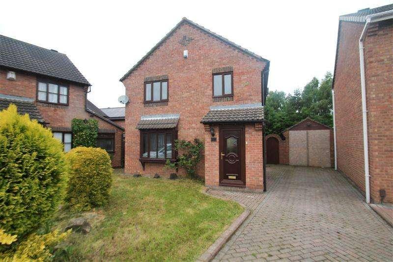 3 Bedrooms Detached House for sale in Millington Close, Billingham