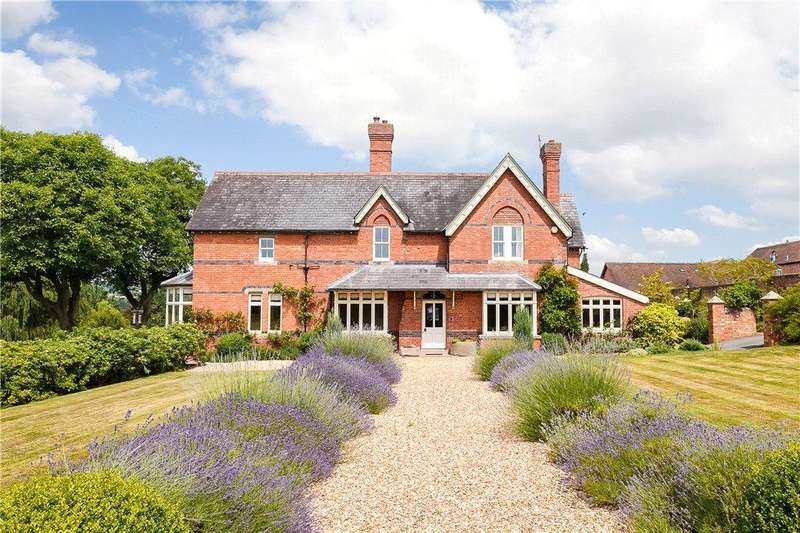 5 Bedrooms Unique Property for sale in Bishops Frome, Near Ledbury, Herefordshire, WR6