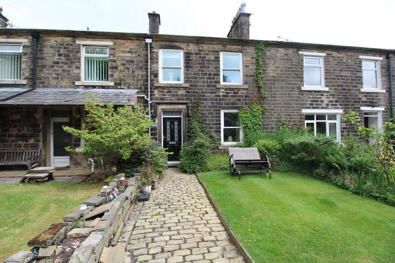 3 Bedrooms Property for sale in Carr Bank, Ramsbottom, Bury, BL0