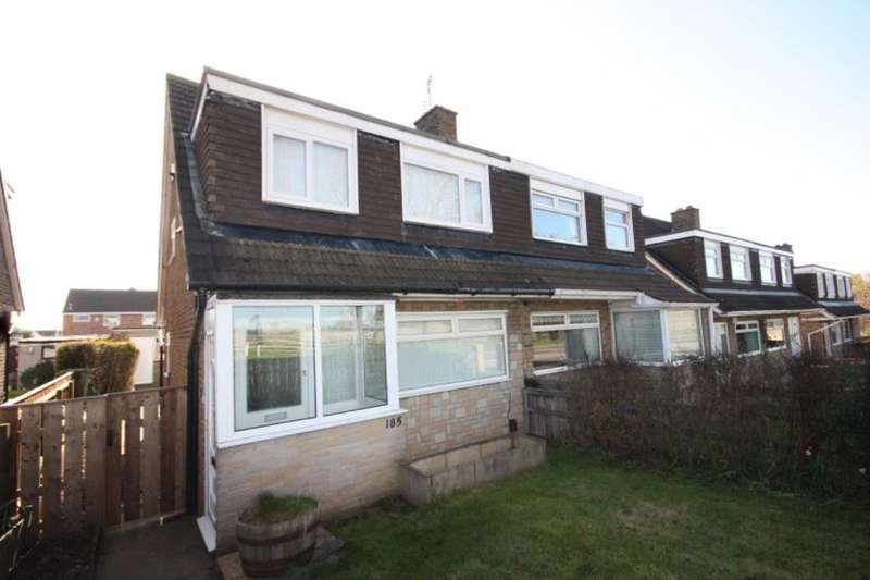 3 Bedrooms Semi Detached House for sale in Harrowgate Lane, Stockton-On-Tees, TS19