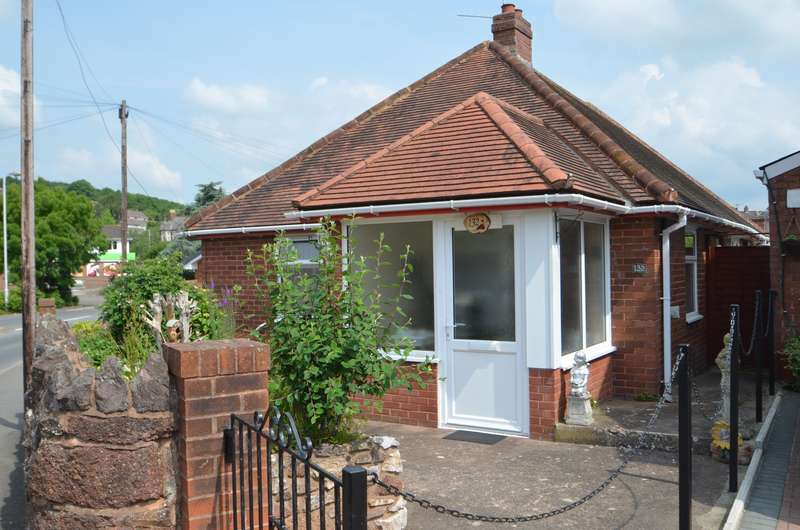 2 Bedrooms Bungalow for sale in Exeter