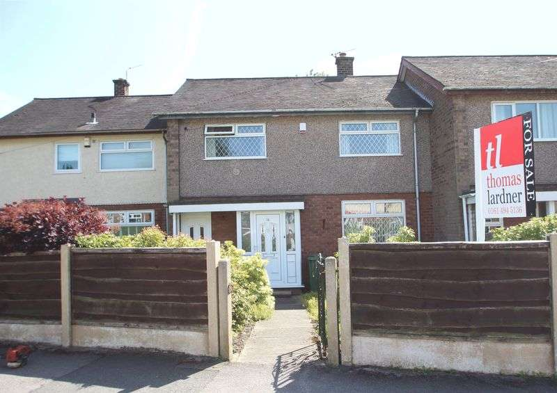 3 Bedrooms Property for sale in Agecroft Road Romiley, Stockport