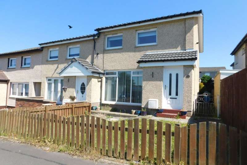 2 Bedrooms Property for sale in Wood View, Shotts, ML7