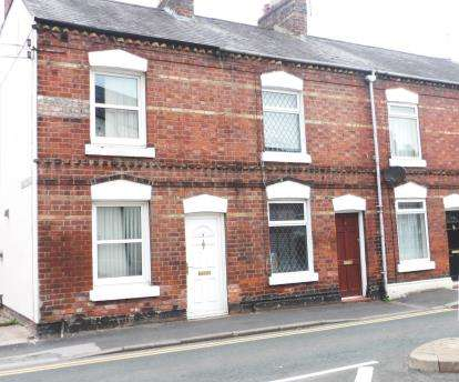 2 Bedrooms Terraced House for sale in Raymond Street, Chester, Cheshire, CH1