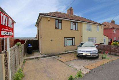 3 Bedrooms Semi Detached House for sale in Tyntesfield Road, Bedminster Down, Bristol