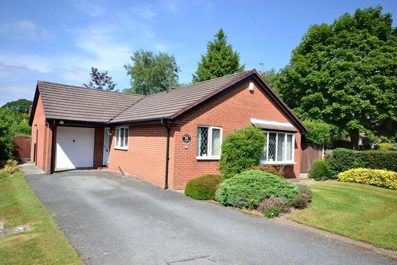 2 Bedrooms Detached Bungalow for sale in Gleneagles Drive, Tytherington, Macclesfield