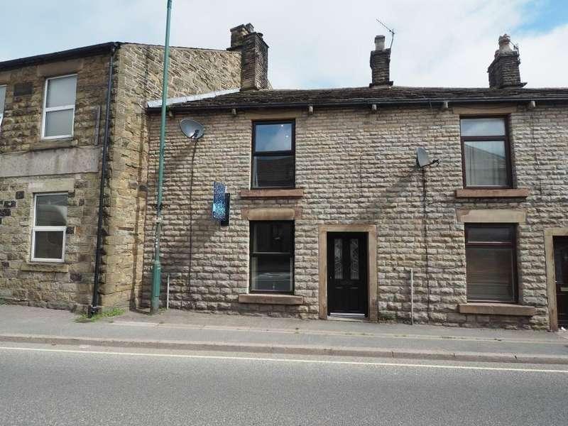 2 Bedrooms Terraced House for sale in Market Street, Chapel-en-le-Frith, High Peak, Derbyshire, SK23 0NT