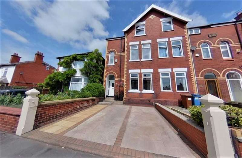 6 Bedrooms End Of Terrace House for sale in Bloom Street, Edgeley, Stockport
