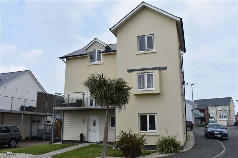 4 Bedrooms Detached House for sale in Cefn Padrig, Llanelli