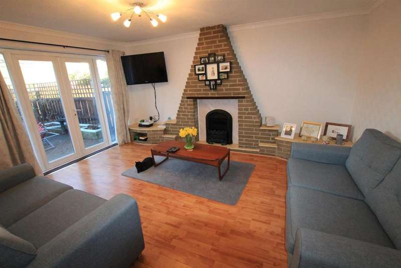 4 Bedrooms Semi Detached House for sale in Osbert Place, Newton Aycliffe