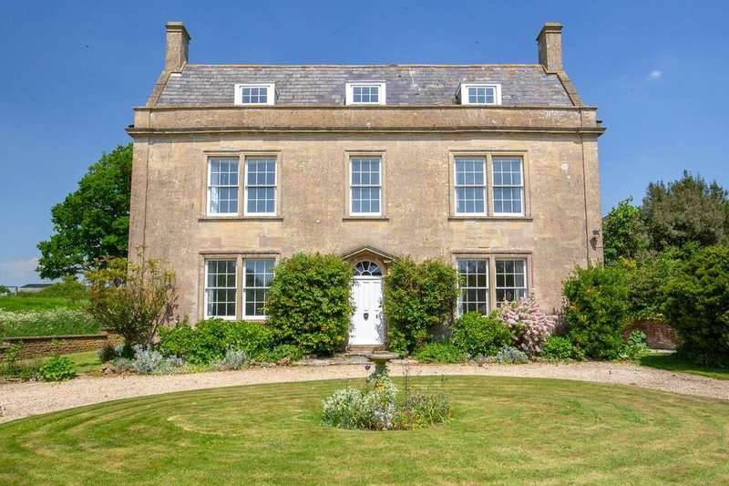 4 Bedrooms Manor House Character Property for sale in Bruton, Somerset