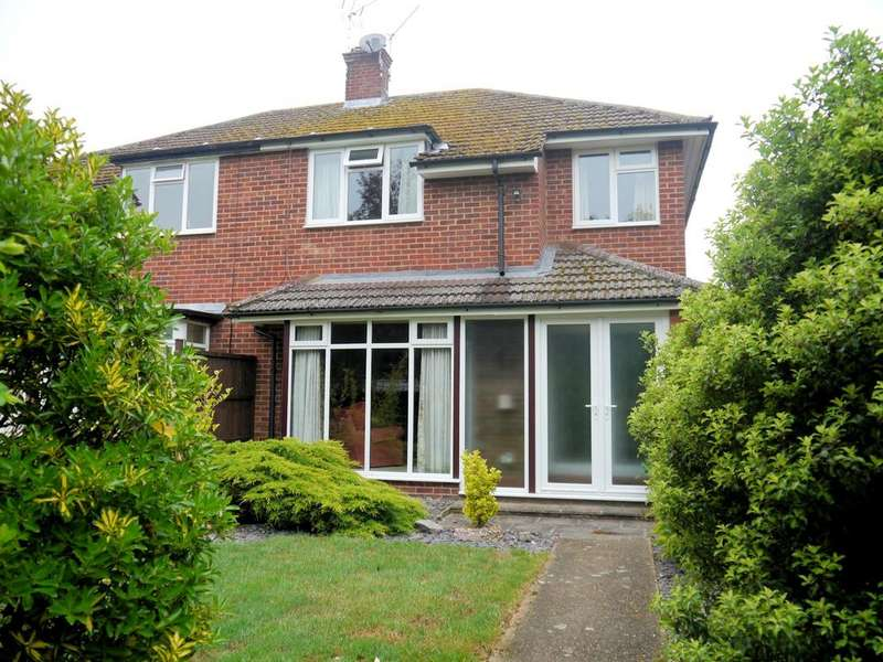3 Bedrooms Semi Detached House for sale in Walpole Road, Old Windsor SL4