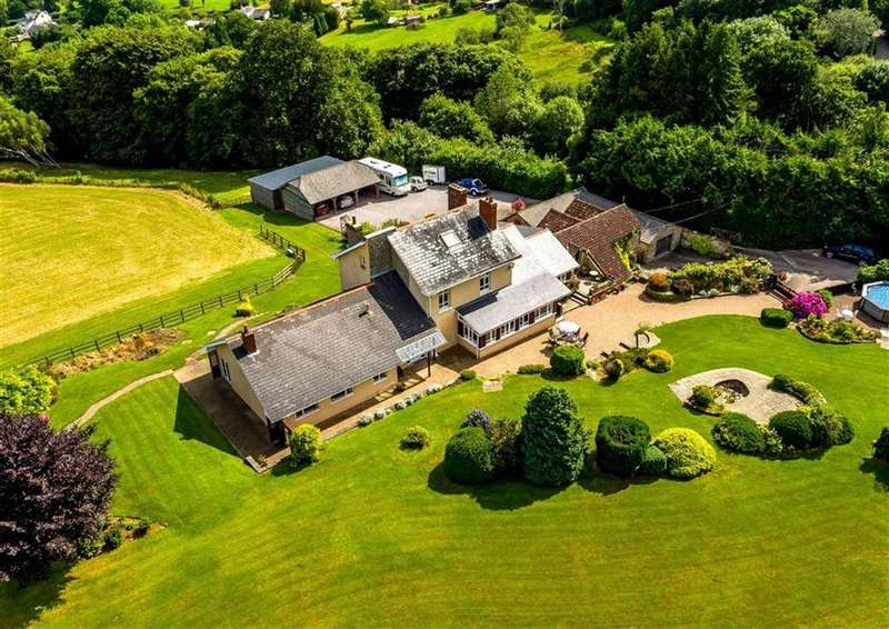 6 Bedrooms Detached House for sale in Christchurch, Coleford, Gloucestershire