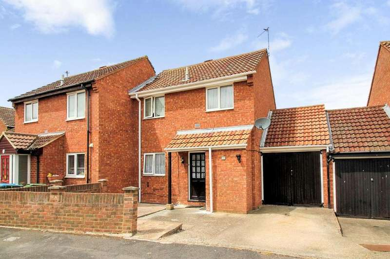 2 Bedrooms Semi Detached House for sale in Haydon Hill, Aylesbury
