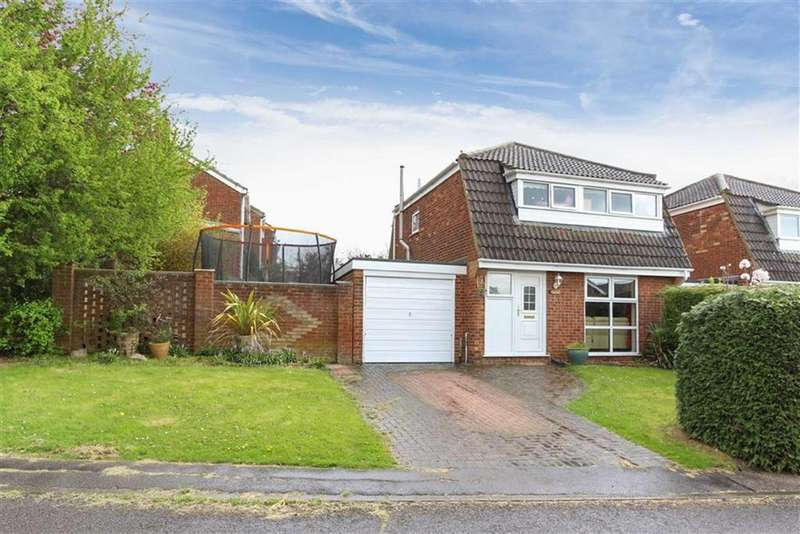3 Bedrooms Detached House for sale in Bideford Green, Linslade, Leighton Buzzard