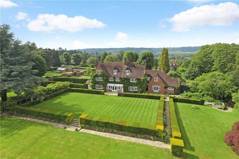 6 Bedrooms Detached House for sale in Neb Lane, Oxted, Surrey, RH8