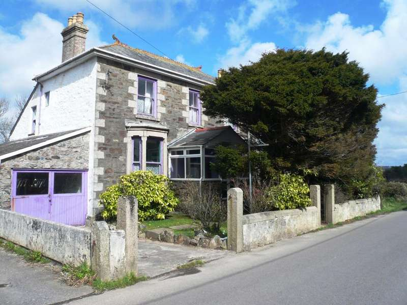 3 Bedrooms Detached House for sale in Bassett Road, Paynters Lane End, TR16