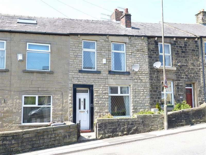 2 Bedrooms Terraced House for sale in New Road, Tintwistle, Glossop