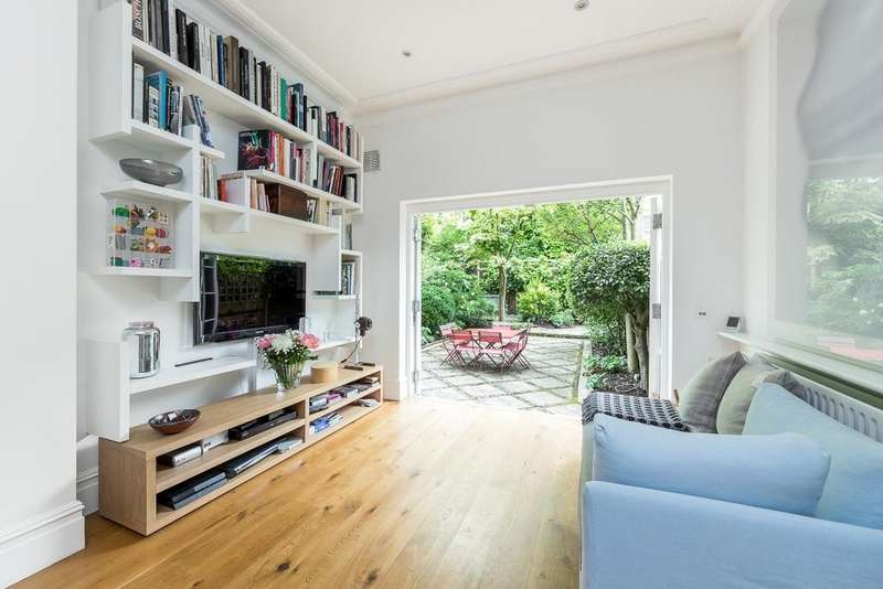 5 Bedrooms Semi Detached House for sale in Melrose Gardens, Brook Green, London, W6