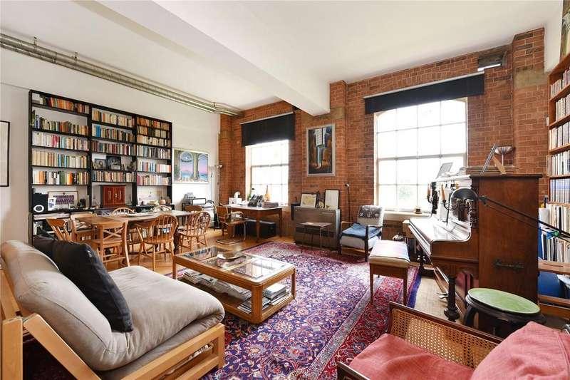 1 Bedroom Flat for sale in Morris Road, London