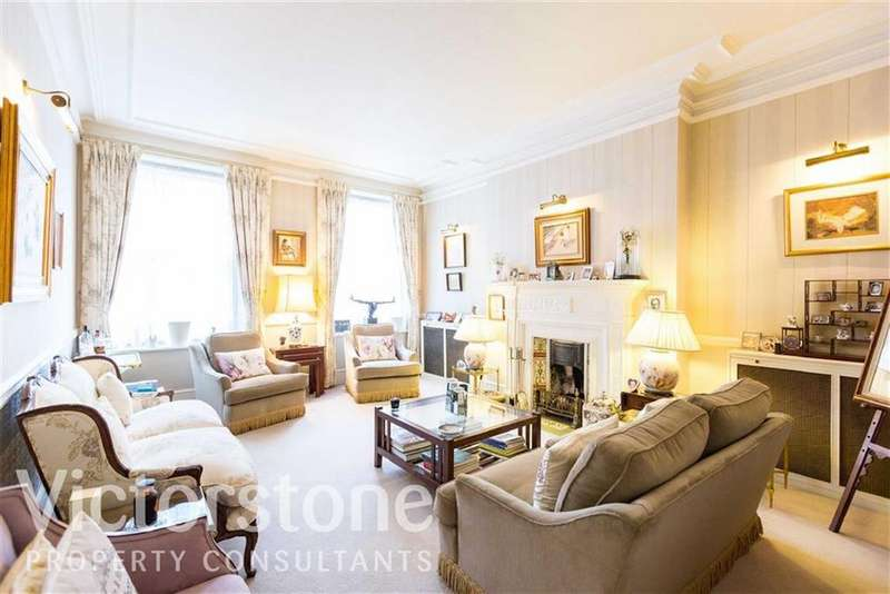4 Bedrooms Flat for sale in Cannon Hill, Hampstead, London