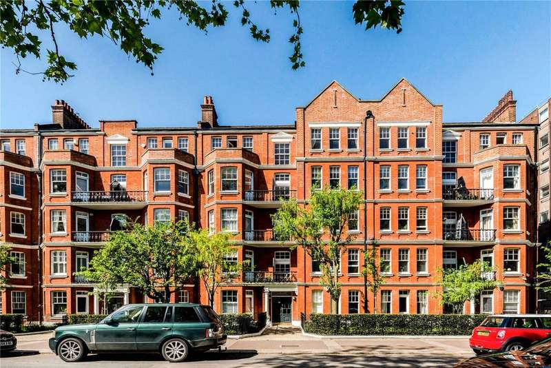 3 Bedrooms Flat for sale in Albany Mansions, Albert Bridge Road, London, SW11