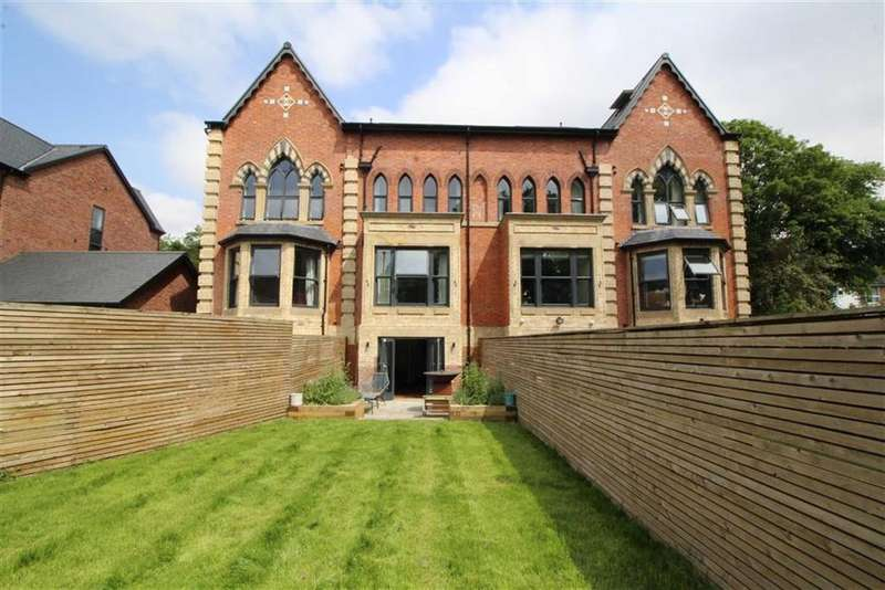 5 Bedrooms Terraced House for sale in William Lunt Gardens, Edge Lane, Chorlton