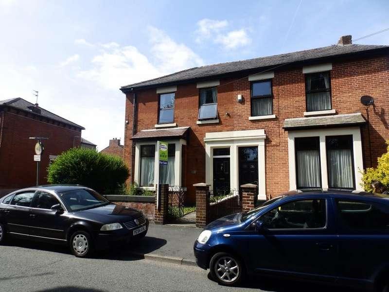 4 Bedrooms Semi Detached House for sale in Lytham Road, Preston, PR2