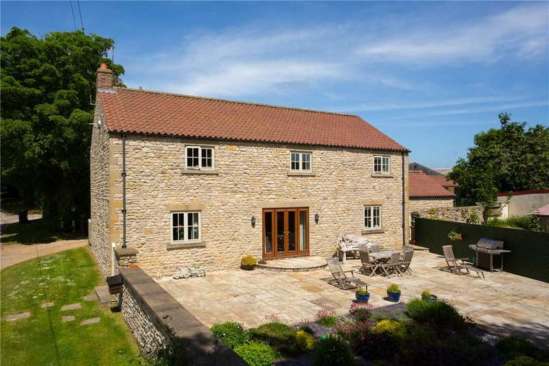 4 Bedrooms Detached House for sale in Highfield Lane, Nawton, York, YO62