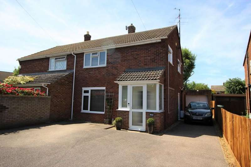 3 Bedrooms Semi Detached House for sale in Long Reach Road, Cambridge