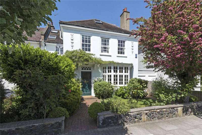 6 Bedrooms Semi Detached House for sale in Frewin Road, Wandsworth, London, SW18